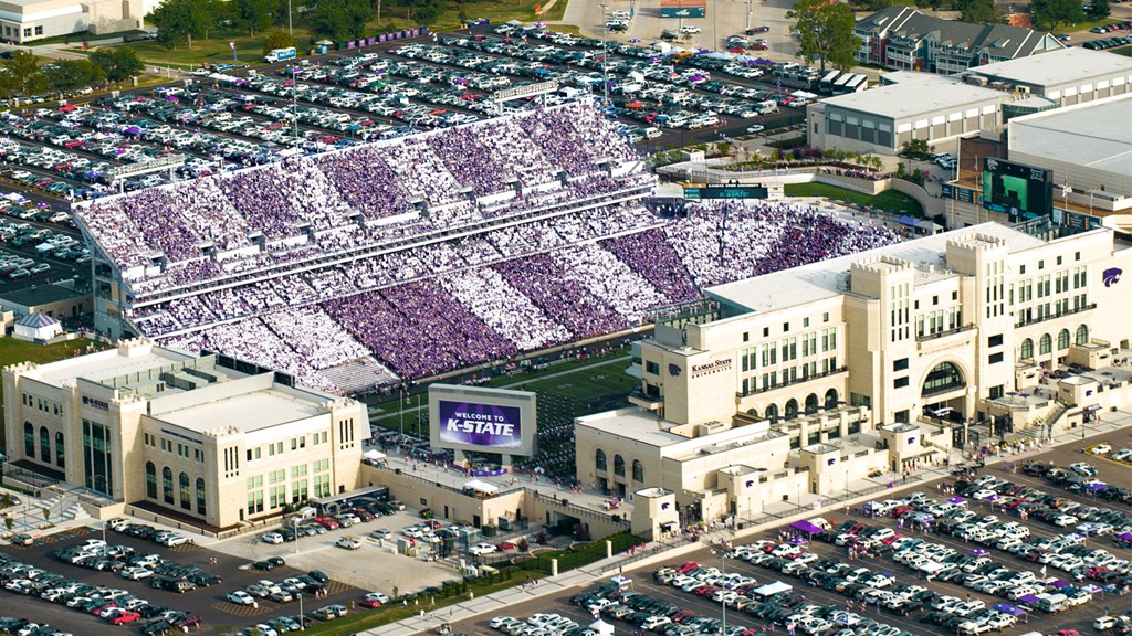 Kansas State University 288 Beds Adjacent to Football Stadium